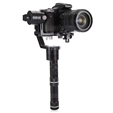 $499 with coupon for Zhiyun Crane 3-axis Handheld Gimbal  –  BLACK from GearBest