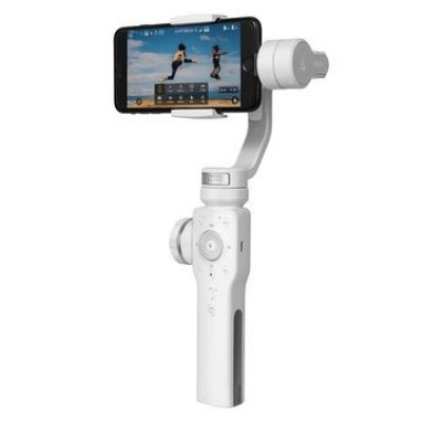 €90 with coupon for Zhiyun Smooth 4 Brushless 3 Axis Handheld Gimbal Stabilizer US warehouse from BANGGOOD