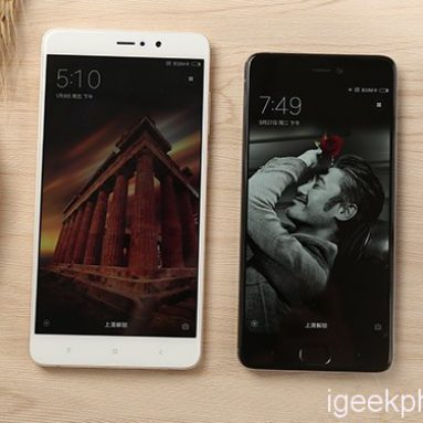 Xiaomi MI5S Plus Design, Maskinvare, Kamera, Antutu Review