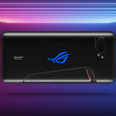 ASUS ROG Gaming Phone 2 Released With Snapdragon 855 Plus