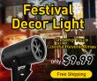 Festival Decor Light-Only US $ 9.99 dari Newfrog.com