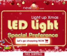 LED Light-Special Preference from Newfrog.com