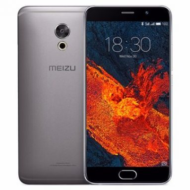 10% off for Meizu Pro 6 Plus Global Version smartphone from Banggood