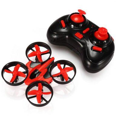 Eachine E010 Mini 2.4G 4CH 6 Axis Headless Mode RC Quadcopter RTF from BANGGOOD TECHNOLOGY CO., LIMITED
