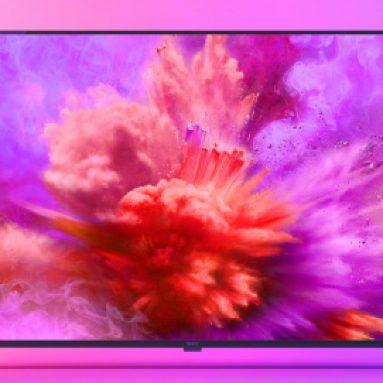 Redmi TV 70-palcová verzia ohlásená na 3799 Yuan ($ 531)