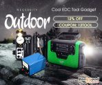 12% OFF Coupon for Outdoor Assorted Tools from BANGGOOD TECHNOLOGY CO., LIMITED