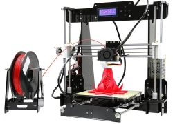$109 with coupon for Anet A8 Desktop 3D Printer Prusa i3 DIY Kit EU plug Black from GearBest