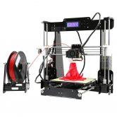 $129 with coupon for Anet A8 Desktop 3D Printer Prusa i3 DIY Kit EU plug Black from GearBest