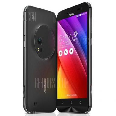$191 with coupon for ASUS ZenFone Zoom ZX551ML 4G Phablet – 4GB RAM 128GB ROM BLACK from GearBest