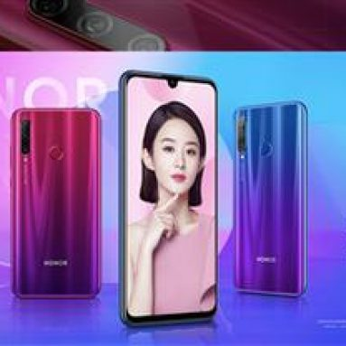 Honor 20i Released,Coming With Fashionable Look and More