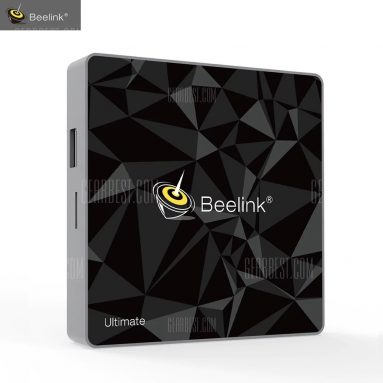 $55 with coupon for Beelink GT1 Ultimate 3GB DDR4 + 32GB EMMC TV Box  –  EU PLUG – EU warehouse from GearBest