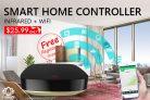 Inteligentní infračervený dálkový ovladač LINGAN s ovládáním Wi-Fi APP $ 25.99 Doprava zdarma od společnosti Zapals