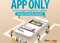 APP Only! Get 10% OFF Coupon for Any Orders on APP from BANGGOOD TECHNOLOGY CO., LIMITED