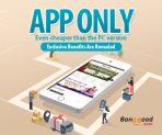 앱만! BANGGOOD TECHNOLOGY CO., LIMITED에서 APP의 모든 주문에 대해 10 % OFF 쿠폰을 받으세요.