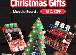 Extra 15% OFF for Module Board Christmas Promotion from BANGGOOD TECHNOLOGY CO., LIMITED