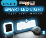 10%OFF Coupon for Smart LED light from BANGGOOD TECHNOLOGY CO., LIMITED