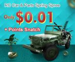 20% OFF Coupon for RC Cars & Parts from BANGGOOD TECHNOLOGY CO., LIMITED