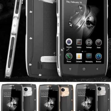 $187.99 for Blackview BV7000 Smartphone from TOMTOP Technology Co., Ltd