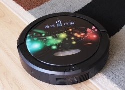 $10 off for Cleanmate QQ6 Robot Vacuum Cleaner from Geekbuying