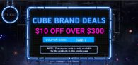 CUBE PCとタブレット製品のGearBest 11.11販売ストーム$ 10以上の300