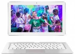$145 flashsale for Cube iwork1x 2 in 1 Tablet PC – WINDOWS 10 + ANDROID 5.1 WHITE from Gearbest