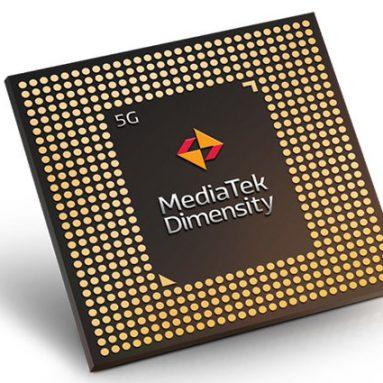 MediaTek Lanserad Dimensity 800 5G Single-Chip SoC