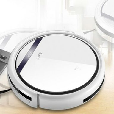 ग्लासबेस्ट से आईएलआईएफई वीएक्सएनएक्सएक्स इंटेलिजेंट रोबोटिक वैक्यूम क्लीनर के लिए केवल $ 99.99 बिक्री करें