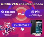 BANGGOOD 12th ANNIVERSARY – Discover the real shock! up to 9% sitewide discount coupons