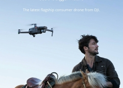 $969 with coupon for DJI MAVIC 2 Zoom RC Drone – GRAY DJI MAVIC 2 ZOOM ONLY from GEARBEST