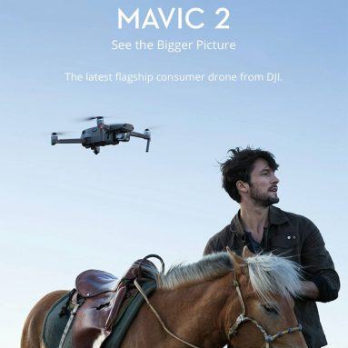 €999 with coupon for DJI Mavic 2 Pro 8KM 1080P FPV RC Drone from BANGGOOD