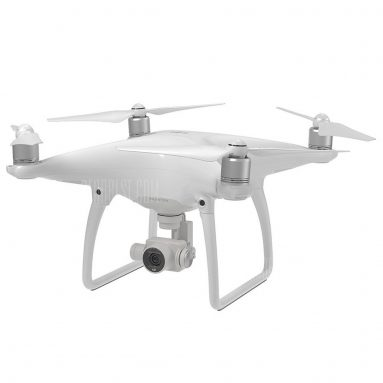 $ 861 với phiếu giảm giá cho DJI Phantom 4 5.8G FPV HD 12MP Camera APP / 2.4G Control 6CH Drone Theo dõi trực quan Nhiều chế độ máy bay White từ Gearbest