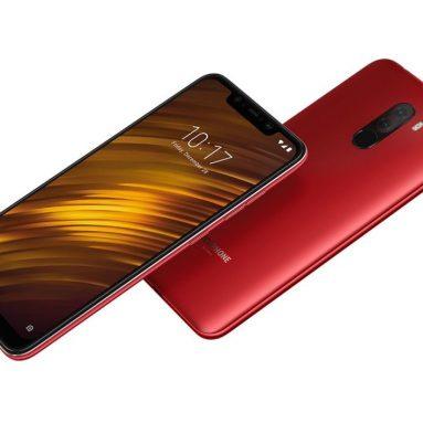 DxOMark Announced Xiaomi Pocophone F1 Camera Score