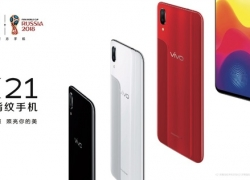 VIVO X21 Under-Display Fingerprint to Go on Sale on March 28