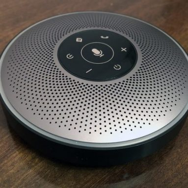 eMeet OfficeCore M2 Review: The World's First AI Smart Conference Speaker