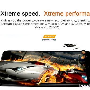 Cheapest Smartphone GIONEE X1S 3GB RAM 32GB, Design, Features Review