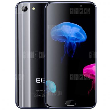 $223 with coupon for Elephone S7 4G Phablet – 4GB RAM + 64GB ROM BLACK