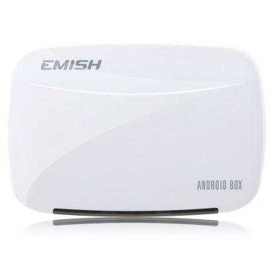 $26.99 for EMISH X700 TV Box, ship from Germany warehouse, 100 pcs only from TOMTOP Technology Co., Ltd