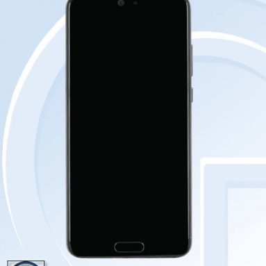 Huawei P20 Visited TENAA: It Sports Quite Another Appearance