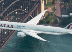 Up to 12% off on flight with Qatar Airways, Australia from Qatar Airways
