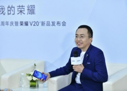 Zhao Ming Revealed Honor's Vision of Future Smartphone Market