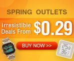 Up to 82% OFF Spring Clearance for Fashion & LED & Home  from BANGGOOD TECHNOLOGY CO., LIMITED