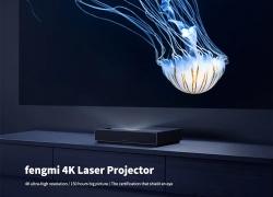 $ 2269 với phiếu giảm giá cho máy chiếu Laser fengmi 4K (Sản phẩm hệ sinh thái Xiaomi) từ GEARBEST