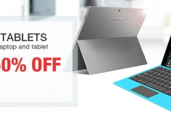Up to 50%OFF for BEST 2-in-1 TABLETS from TinyDeal