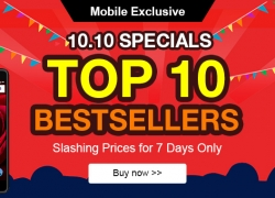 Top 10 Bestsellers @TinyDeal from TinyDeal
