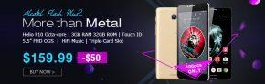 אלקטל פלוס 2 $ 159.99 Flash למכירה מ TinyDeal