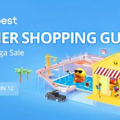 GearBest Mid-Year Mega Sale Campaign Kicks Off