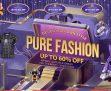 Massiv salg, opptil 60% av for klær og apparater GearBest.com 4th Anniversary