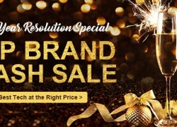 GearBest – 2019 Happy New Year Promotion – Xiaomi products up to 50% discount