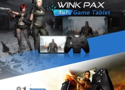 $90 off for Winkpax G1 3-in-1 4G Game Phablet from Geekbuying