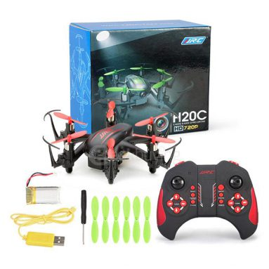 $5 off for JJRC H20C from Geekbuying